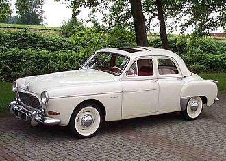 Renault Frégate - 1959 Renault Frégate