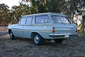 Holden EH - Image: 1963 1965 Holden EH Standard station sedan 04