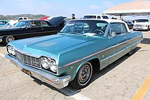 1964 Chevrolet Impala Sports Coupé