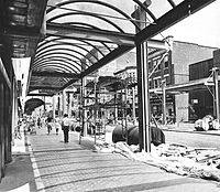 1973 - Hamilton Mall Construction 800 Block - Spring