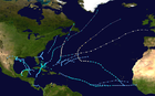 1973 Atlantic hurricane season summary map.png