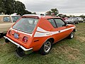 1977 AMC Gremlin X red at Hershey 2019 AACA show 03of13.jpg