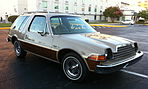1978 AMC Pacer DL station wagon beige with woodgrain MD-rf.jpg