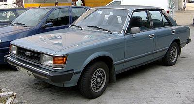 Toyota Селика Камри #7