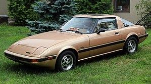 Mazda RX-7 - Mazda RX-7 Series 2 (US)
