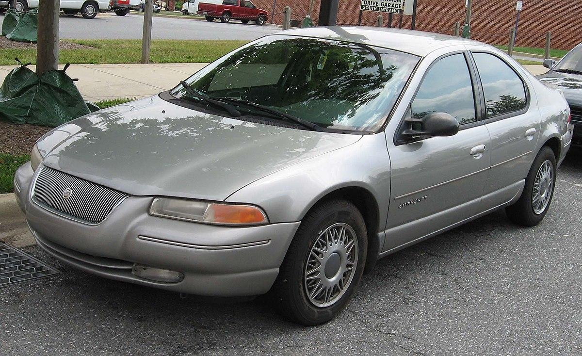 Px Chrysler Cirrus