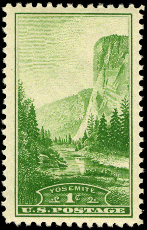 File:1c National Parks 1934 U.S. stamp.tiff