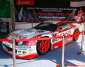 Manabu Orido - Orido's 2003 DENSO SARD Supra