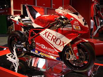 Superbike racing - Image: 2006Ducati 999R 001