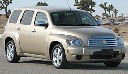 Chevrolet Hhr From Wikipedia