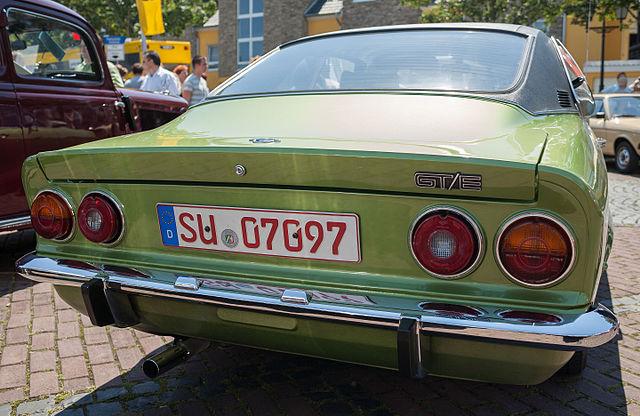 Opel Manta GT/E (A)