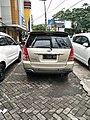 2007 Toyota Kijang Innova 2.5 G (rear), West Surabaya.jpg