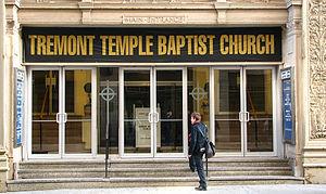 Tremont Temple - Image: 2007 Tremont Temple Boston 2189658425