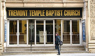 Tremont Temple - Image: 2007 Tremont Temple Boston 2189658425