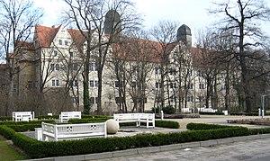 Die Zeit, die Tag und Jahre macht, BWV 134a - Köthen Palace