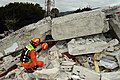 2010년 중앙119구조단 아이티 지진 국제출동100119 몬타나호텔 수색활동 (468).jpg