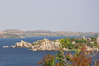 Mwanza Region - The southern shores of Lake Victoria.