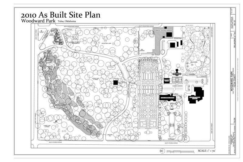 file 2010 as built site plan woodward park 2101 south peoria