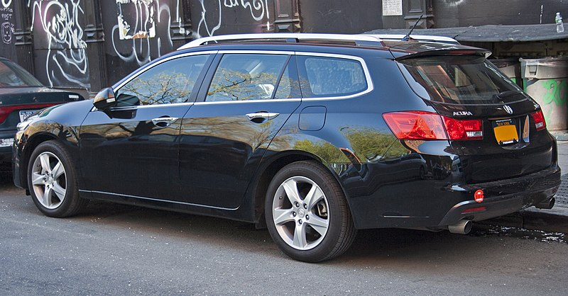 Pathological Hate Devon Test Drives A Acura Sport Wagon Used - Used acura wagon