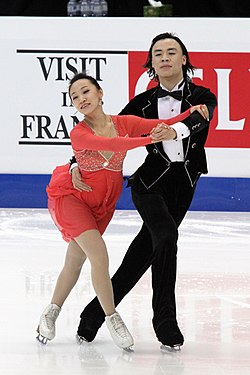 2011 Four Continents Xueting GUAN Meng WANG.jpg
