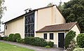 2013-08-30 Ev. Apostelkirche, Lievelingsweg 162, Bonn-Tannenbusch, Blickrichtung Südwest IMG 0770.jpg