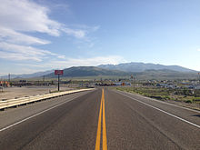 U S  Route 93 in Nevada - Wikipedia