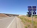 2014-06-12 10 27 22 Signs for Interstate 80 along southbound Nevada State Route 289 (East Second Street) in Winnemucca, Nevada.JPG