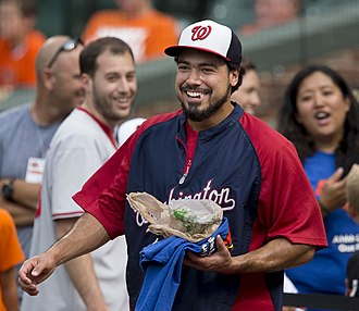 Anthony Rendon - Rendon with the Washington Nationals