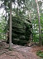20140815020DR Karsdorf (Rabenau) Dippoldiswalder Heide Einsiedlerstein.jpg