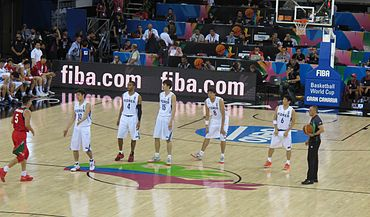 Korea National Basketball Team Resource | Learn About, Share