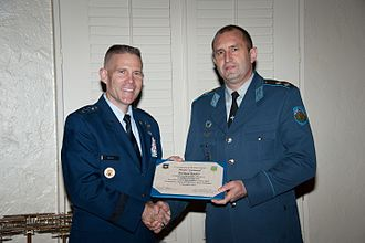 Rumen Radev - Induction of Rumen Radev into the International Honor Roll, Dec. 3, 2014