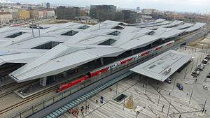 Wien Hauptbahnhof Reiseführer Auf Wikivoyage