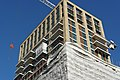 2015-Woolwich, Cannon Square tower blocks 04.jpg