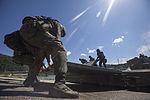 2015.9.22 육군 제11기계화보병사단 북한강 도하작전 Rivercrossing Operations, Republic of Korea Army The 11th Mechanized Infantry Division (22400606169).jpg