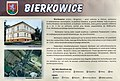 2015 Tablica informacyjna w Bierkowicach.JPG