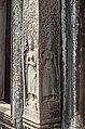 2016 Angkor, Angkor Thom, Bajon (28).jpg