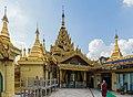 2016 Rangun, Pagoda Sule (18).jpg