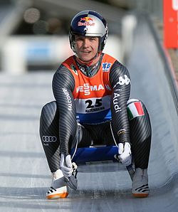 Dominik Fischnaller in Altenberg (2017)