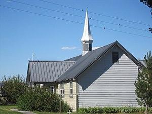 Summer Lake, Oregon - Church in Summer Lake