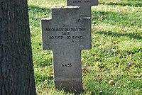 2017-09-28 GuentherZ Wien11 Zentralfriedhof Gruppe97 Soldatenfriedhof Wien (Zweiter Weltkrieg) (072).jpg