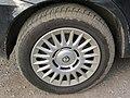 2017-11-16 (256) Semperit Speed-Grip 2 185-65 R 15 88 T tire at Bahnhof Korneuburg.jpg