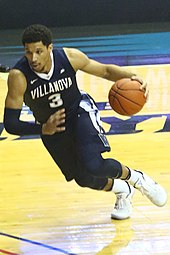 5534518c5 Hart as a Villanova senior in 2017