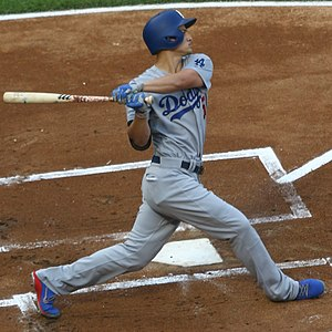Corey Seager - Seager for the 2017 Los Angeles Dodgers