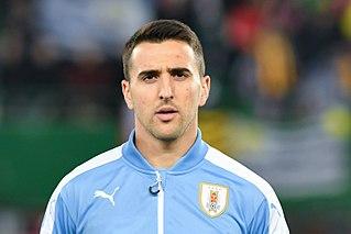 Matías Vecino Uruguayan footballer
