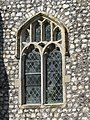 2018-04-20 Window, Parish church of Saint Mary the Virgin, Northrepps, Cromer (1).JPG