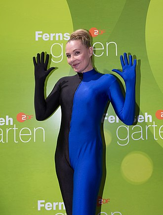 Whigfield - Whigfield at ZDF Fernsehgarten in 2018