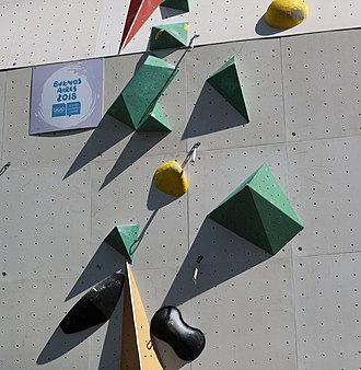 Lead climbing - Image: 2018 10 09 Sport climbing Girls' combined at 2018 Summer Youth Olympics (Martin Rulsch) 227