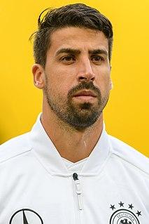Sami Khedira German association football player