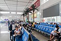 201806 Waiting Room in Qingchengshan Railway Station.jpg