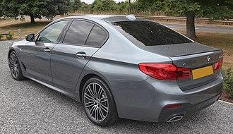 BMW 5 Series (G30) - Saloon (G30)